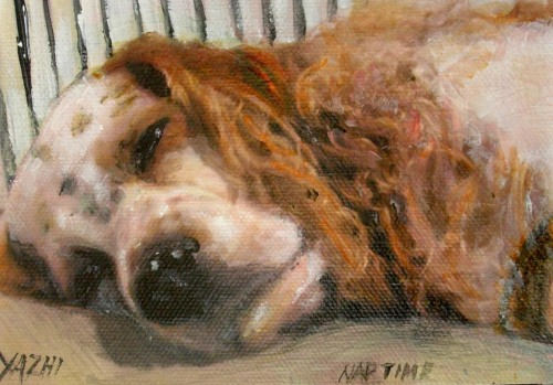 Painting by -www.ipaintyourpet.net-